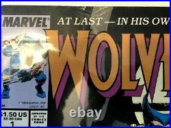 1988 Marvel Comics Wolverine Vol 2 #1-25 Run No Gaps Fn-nm New Bags & Boards