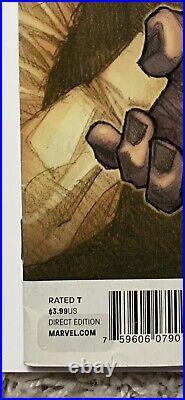 3 Comic Book Amazing Spider-man 4, Silk 1 ASM 1 CGC 9.8 With COA Vol 3 Lot 1st App