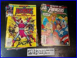 97 Issues of What If Vol 2 #1-114 LOT! Marvel Comics 1989 VG-FN