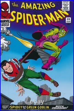 AMAZING SPIDER-MAN OMNIBUS VOLUME 2 HARDCOVER JOHN ROMITA DM COVER Spine Dink