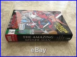 AMAZING SPIDER-MAN OMNIBUS Vol 3 Morbius DM Variant Cover. Marvel HC OOP