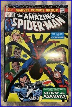 AMAZING SPIDER-MAN OMNIBUS Vol 4 Hardcover DM Variant HC SEALED NEW MINT 129
