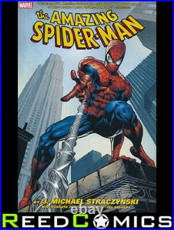 AMAZING SPIDER-MAN STRACZYNSKI OMNIBUS VOLUME 2 HARDCOVER (1136 Pages) Hardback