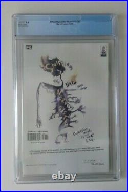 AMAZING SPIDER-MAN Vol. 2 #36 CGC 9.6 NM+ White Pages Marvel Comics 9/11 Romita