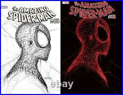 AMAZING SPIDERMAN 55 vol 5 2020 2nd PRINT 150 & REGULAR VARIANT 2 PACK SET NM