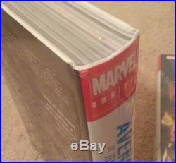 AVENGERS by Hickman Omnibus Vol 1 & 2 HC NEW SEALED Set 1-2 Hardcover MARVEL OOP