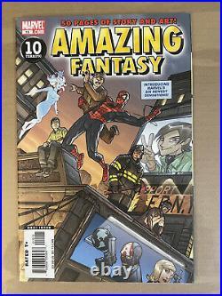 Amazing Fantasy # 15 (Vol 2 2004 Series) 1st App Amadeus Cho, 1st Cover NM