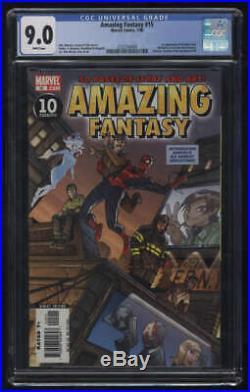 Amazing Fantasy Vol 2 #15 CGC 9.0 W Pgs 1st Appearance Amadeus Cho Blackjack
