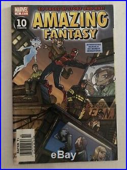 Amazing Fantasy Vol 2 15 Marvel NM 1st Appearance Amadeus Cho RARE Newsstand