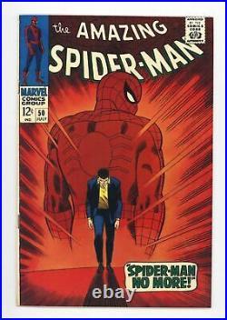 Amazing Spider-Man #50 Vol 1 Beautiful High Grade 1st App of the Kingpin