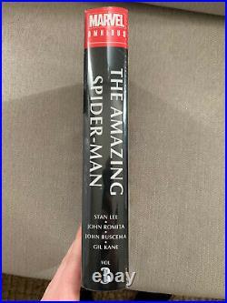 Amazing Spider-Man Omnibus Vol 3 HC Hardcover OOP Marvel
