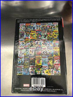Amazing Spider-Man Omnibus Volume 1 Hardcover HC Marvel Comics SEALED OOP RARE