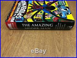 Amazing Spider-Man Omnibus Volume 4 Marvel Comics OHC Collection Lee Romita