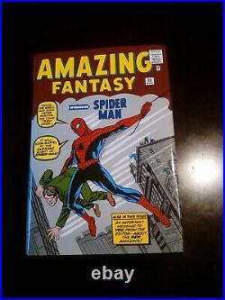 Amazing Spider-Man Omnibus vol 1. Read 1x