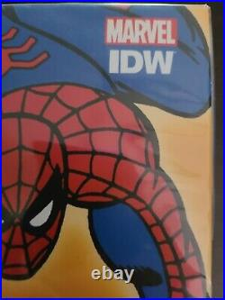 Amazing Spider-Man The Ultimate Newspaper Comics Collection HC vol. 1 IDWithMarvel