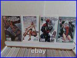Amazing Spider-Man Vol 2 #1-700.5 Huge Lot Complete Run Annuals Variants CGC 36