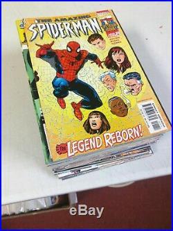 Amazing Spider-Man Vol. 2 (Marvel Comics 1999) #1-58 Lot Complete Run 9/11 Issue