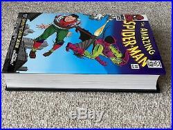 Amazing Spider-Man Vol 2 Omnibus Stan Lee John Romita Marvel Comics (Hardcover)