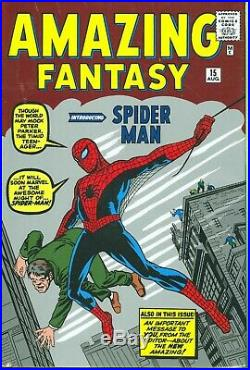 Amazing Spider-Man vol 1 Omnibus Marvel Hard Cover Brand New copy! SEALED