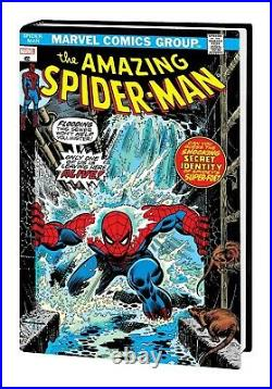 Amazing Spider-man Omnibus Hc Vol 05 Kane DM Var Presale 9/1/21