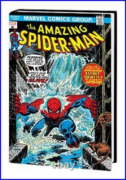 Amazing Spider-man Omnibus Hc Vol 05 Kane DM Var (marvel Comics) 41221
