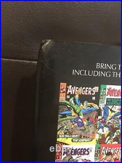 Avengers Omnibus Volume 2 Reprints 31-58 + Annual 1 2 Marvel Hardcover