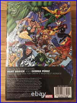 Avengers by Kurt Busiek and George Perez Omnibus Volume 1 Sealed Iron Man OOP