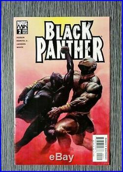 Black Panther #2 VF 1st Appearance of Shuri Marvel 2005 Vol 3
