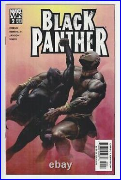 Black Panther Vol4 #2 Marvel 2005 1st Appearance of Shuri NM Unread Copy