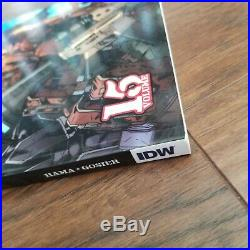 Classic GI Joe Volume 15 TPB IDW Marvel ARAH Larry Hama 146-155 RARE OOP Comic