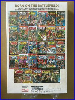 Conan The Barbarian Original Marvel Years Omnibus Volume 1 -variant New Printing