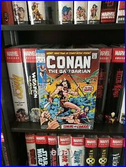 Conan The Barbarian The Original Marvel Years Omnibus Volume 1 DM Sealed