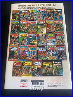 Conan the Barbarian Original Marvel Years Omnibus Vol. 1 GREAT CONDITION