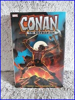 Conan the Barbarian The Original Marvel Years Omnibus Vol. 1 SEALED