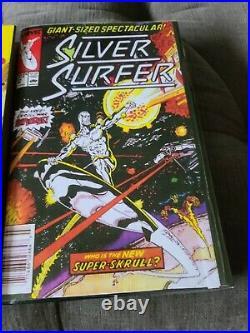 Custom Bound Lot Silver Surfer 1987 1-33 HC vol 3 solo epic comics collection