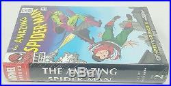 DAMAGED Amazing Spider-Man Green Goblin Omnibus Vol 2 Marvel Comics HC NEW READ