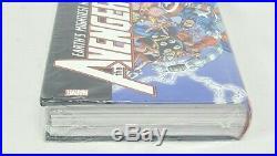 DAMAGED Avengers by Busiek & Perez Vol 1 Omnibus Marvel Comic HC NEW READ