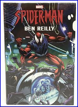 DAMAGED Spider-Man Ben Reilly Volume 1 Omnibus Marvel Comics New Clone Saga