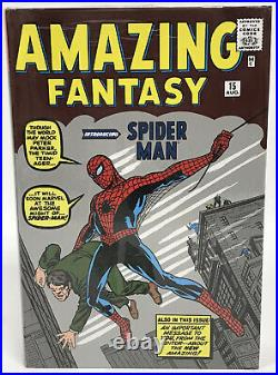 DAMAGED The Amazing Spider-Man By Stan Lee Volume 1 Marvel Comics Omnibus New