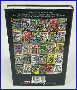 DAMAGED The Avengers Omnibus Vol 2 Marvel Comics HC Hard Cover NEW READ