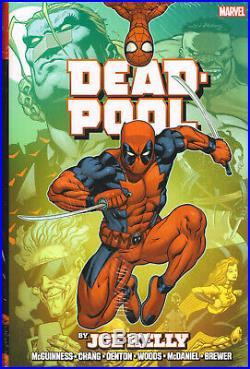 DEADPOOL VOLUME 1 OMNIBUS SEALED HARDCOVER Ed McGuinness+++ Marvel Comics