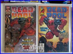DEADPOOL Vol. 1 Complete lot #1-48 Marvel Comics 1997/1998 1st Series + Specials