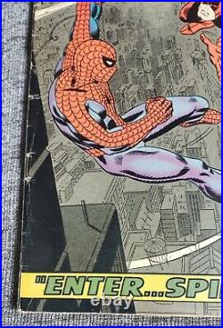 Daredevil 16 (Vol. 1) 1966 VG/FN 1st Romita Sr Spider-Man art