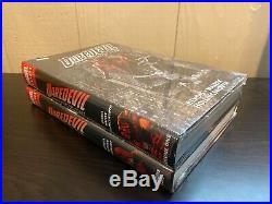 Daredevil Bendis Marvel Omnibus Volume 1, 2 - Sealed Hardcover New