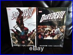 Daredevil By Brubaker Omnibus Vol. 1 And 2 Marvel Hardcover HC Sealed Lark OOP