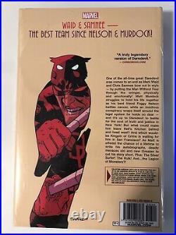 Daredevil By Mark Waid Samnee Omnibus Volume 2 New Marvel