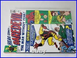 Daredevil Omnibus Vol 1 DM Variant Lee Kirby Marvel Sealed New 9781302905187