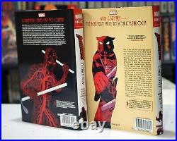 Daredevil Omnibus Waid And Samnee Volume 1 And 2 OOP Marvel