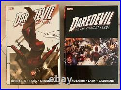 Daredevil by Ed Brubaker omnibus vol 1 & 2 Marvel Comics