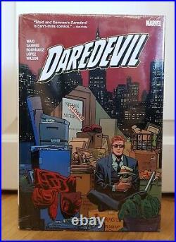 Daredevil by Mark Waid Omnibus Vol 2 HC New Sealed remainder mark Samnee volume